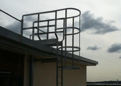 Access Stairs & Platforms – Project 2