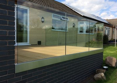 Glass Balustrades – Project 1