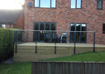 Glass Balustrades – Project 2