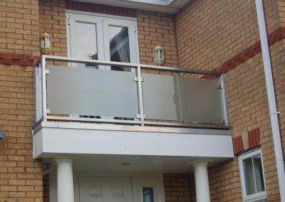 Balconies – Project 2