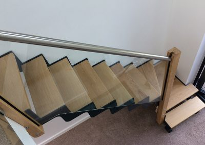 Feature Stairs – Project 1