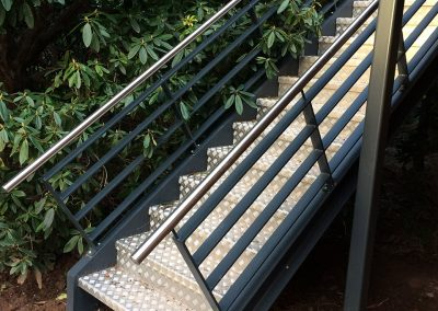 Feature Stairs – Project 2
