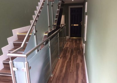 Glass Balustrade – Project 3
