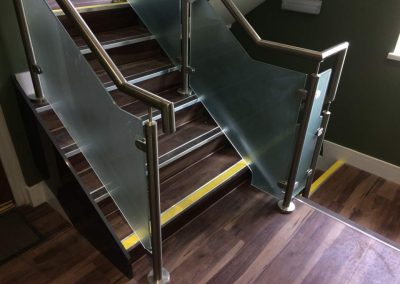 Glass Balustrade – project 4