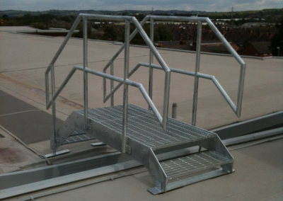 Access Stairs & Platforms – Project 4