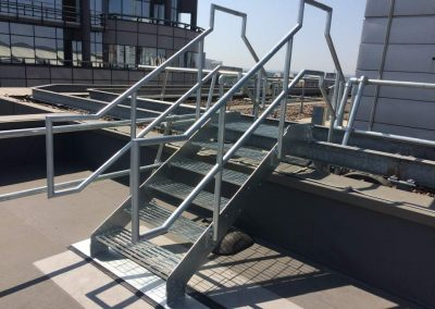 Access Stairs & Platforms – Project 3