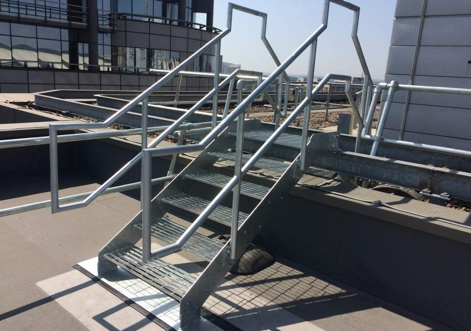 Access Stairs & Ladders – Project 3