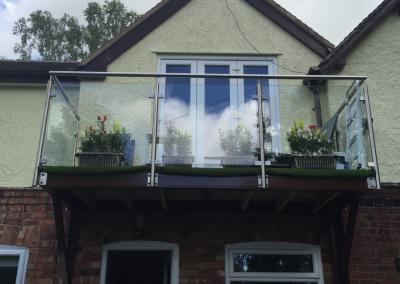 Balconies – Project 6