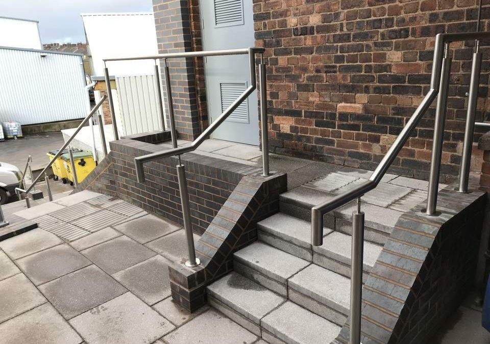 Balustrade – Project 9