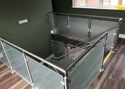 Glass Balustrade – project 6