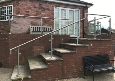 Glass Balustrade – project 7
