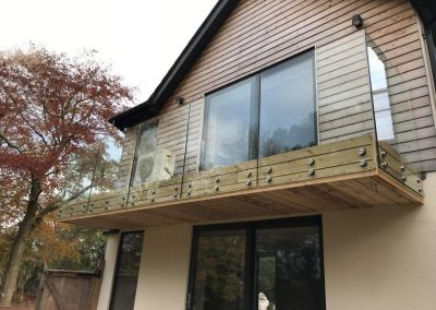 Glass Balustrade – project 10