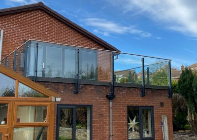 Glass Balustrade – project 12