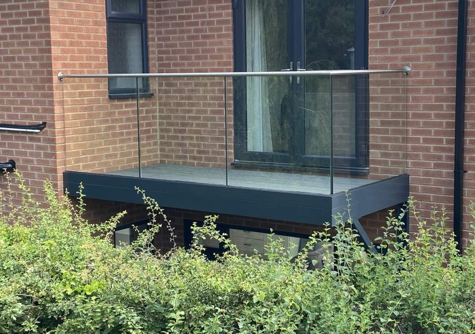 Balconies – Project 12