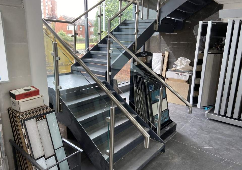 Feature Stairs – Project 3