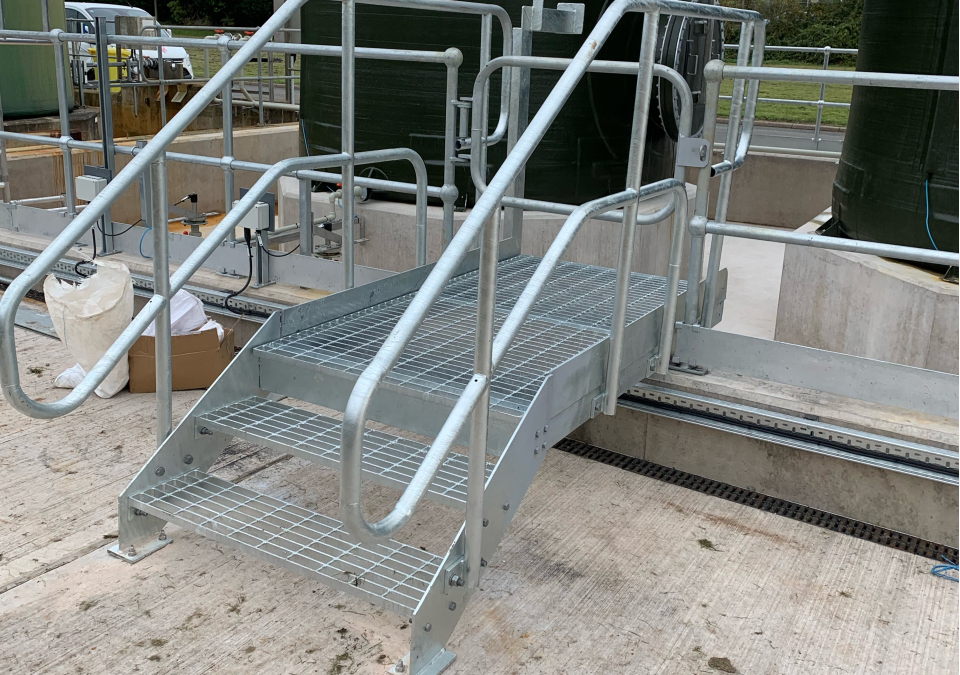 Access Stairs & Platforms – Project 6