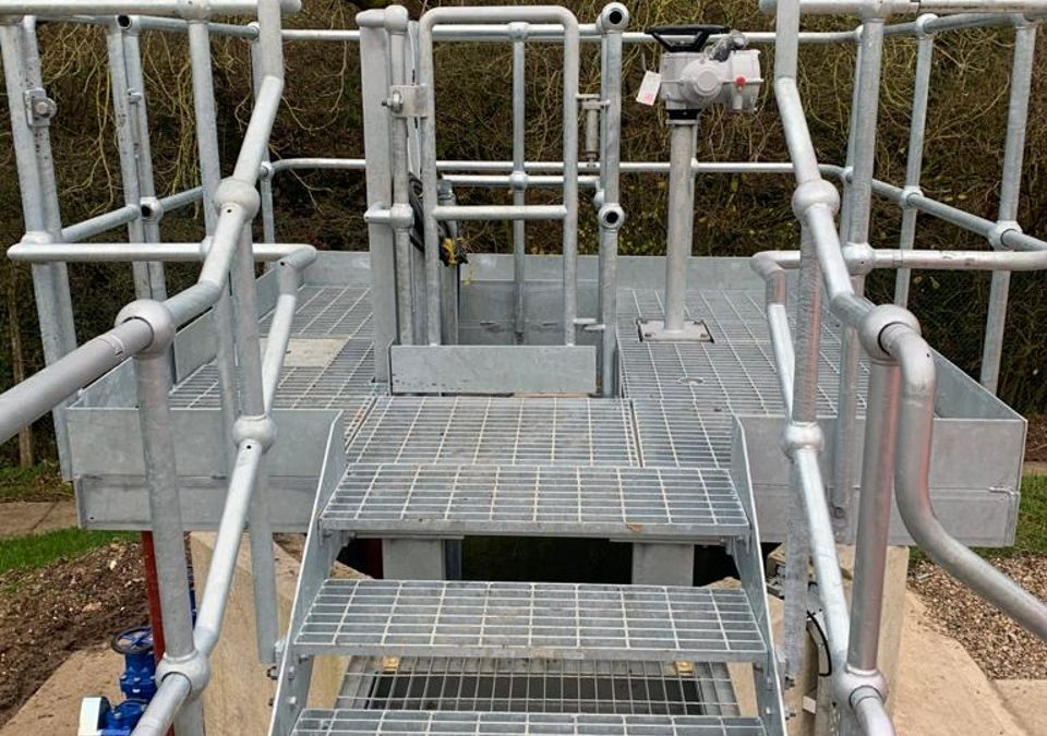 Access Stairs & Platforms – Project 7