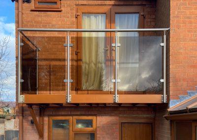 Balconies – Project 15