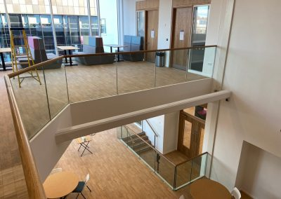Glass Balustrade – project 17