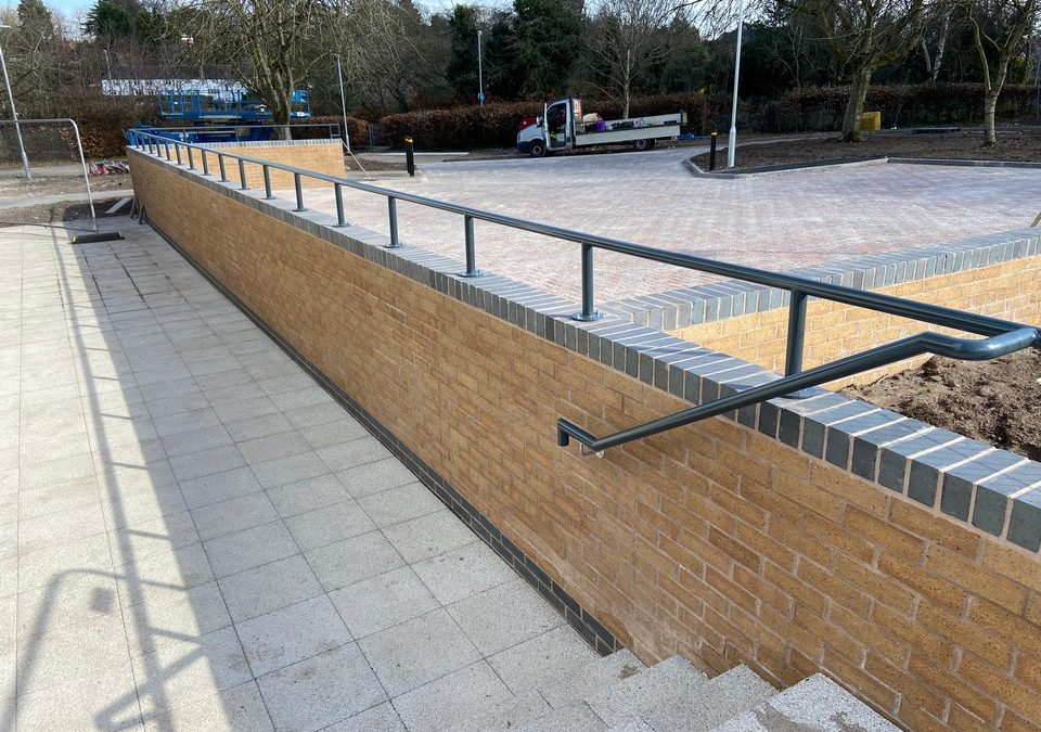 Balustrade – Project 17